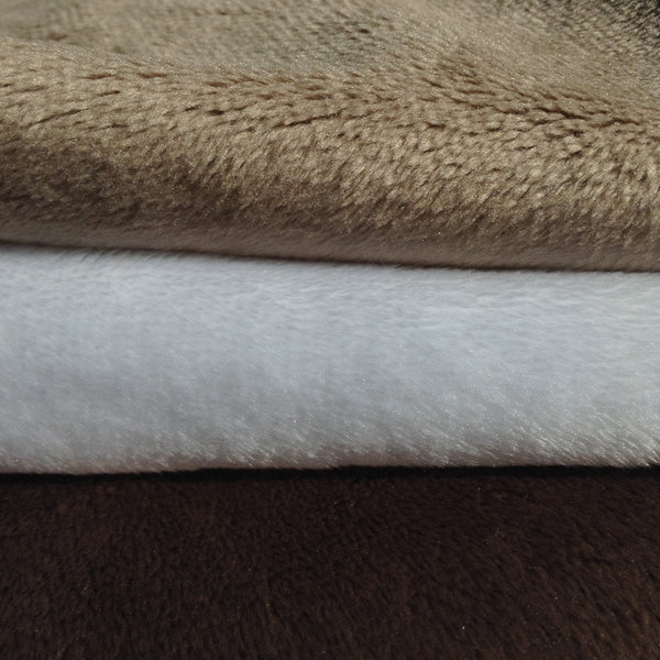 Cuddlesoft Velboa fabric